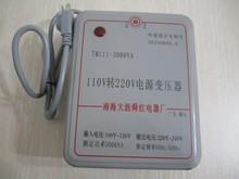 3000 Вт трансформатор 110 В до 220 В (или 220 В до 110 В) преобразователь напряжения трансформатора