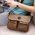 HOT 2016 Fashion Multifunctional Canvas Bags Fashion Men Messenger Bags Mens Bag HMC10