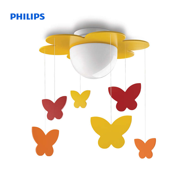 Philips mykidsroom ceiling light meria yellow 400963416