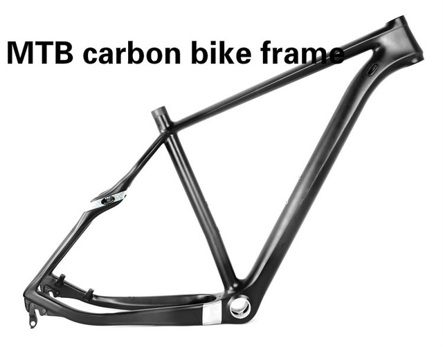 Aliexpress.com : Buy Carbon Mountain Bike Frame MTB Bicycle Frame ...