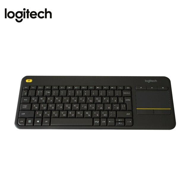 Клавиатура беспроводная Logitech K400 Plus