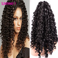 Brazilian Human Hair Long Spiral Curly Wig Virgin Hair Lace Front Wigs 300 Density Unprocessed Bleached Knots Wig With Baby Hair