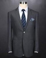 сшитое на заказ мужской формальный высокое качество бизнес мужской покрой костюмов zb221 мужская высокое качество