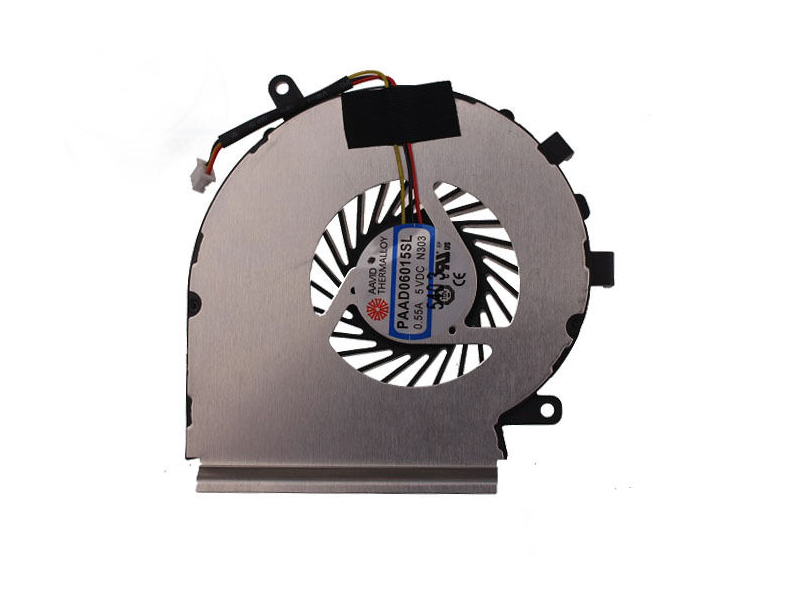 New For MSI GE62 GE72 PE60 PE70 GL62 GL72 CPU Cooling Fan cooler PAAD06015SL N303 3-wires original 4pin mgt8012yr w20 graphics card fan vga cooler for xfx gts250 gs 250x ydf5 gts260 video card cooling
