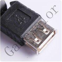 10 шт./лот м к ж выдвижной адаптер кабель # 9954