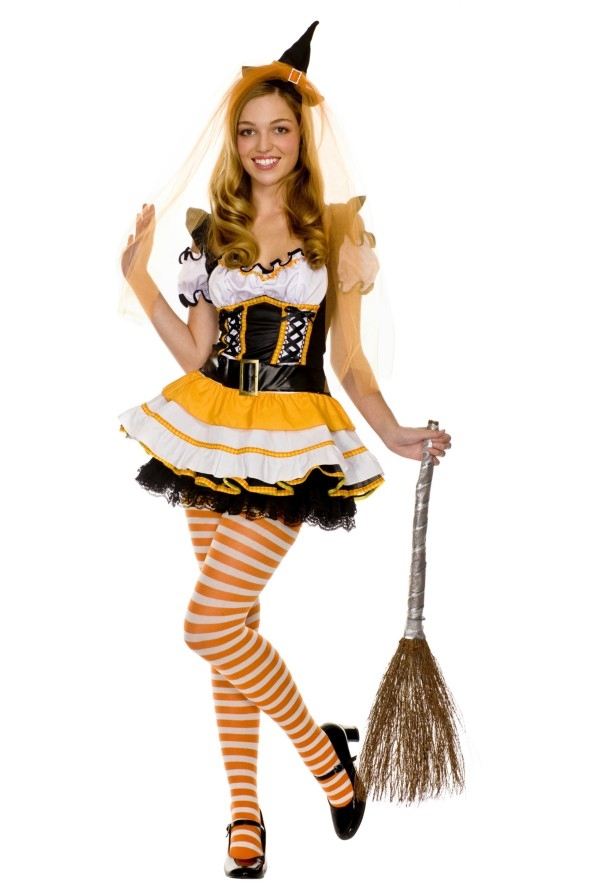halloween corn Adult candy costume