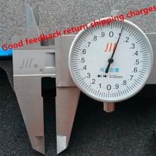 Cheaper 0-150mm Stainless steel precision dial caliper slide calliper rule vernier caliper measurement gauge measuring tool