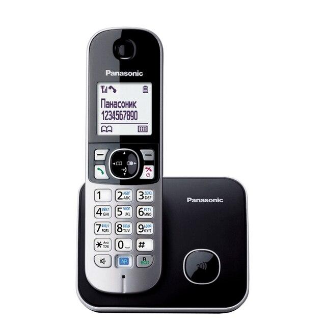 Телефон DECT Panasonic KX-TG6811