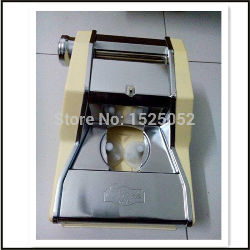 Free shipping Mini desktop manual dumpling machine for household using