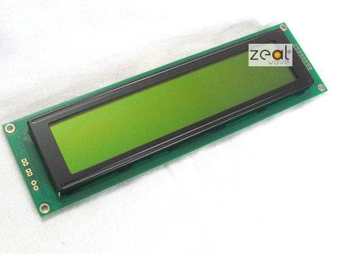 40x4 4004 символов ЖК-дисплей модуль желтый и зеленый цвета LED Подсветка SPLC780D