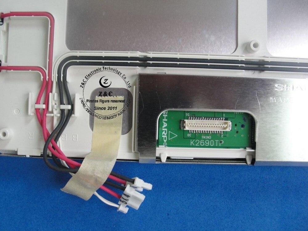 "LQ088H9DR01U LQ088H9DR01 LQ088H9AR03 AA088HA03 Фирменная новинка 8,"" ЖК-дисплей Дисплей для BMW 7 серии gps навигации для SHARP"