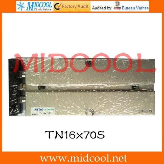 ФОТО Original AirTAC Twin-rod cylinder TN Series TN16x70S