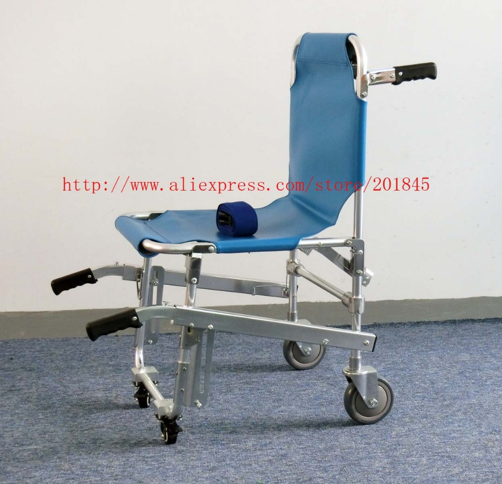 Stretcher Chair Us 254 34 19 Off Lightweight Aluminum Folding Chair Stretcher Portable Stretcher Standard Size Chair Stairs Stretcher Chair In Braces Supports