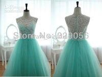 органза кружево высокая шея обычный заказ вечернее платье ну вечеринку платье пром платья вышивка бисером аппликация