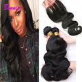 8abrazilian virgin hair with lace closure Ms Lula Hair bodywave human hair extension lace closure with bundles rosa hair product