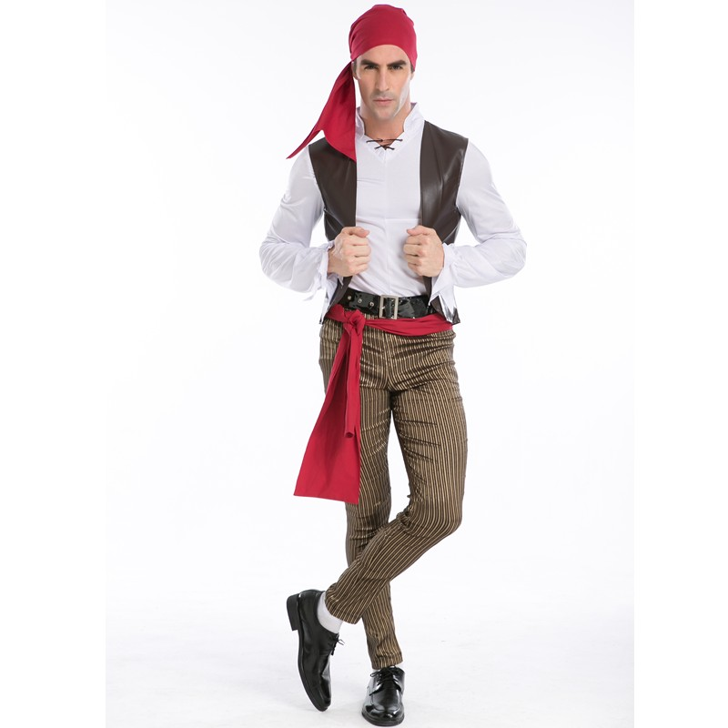 PSM Halloween Costumes Couple Male Somali pirate costume on Aliexpress.com | Alibaba Group  sc 1 st  AliExpress.com & PSM Halloween Costumes Couple Male Somali pirate costume on ...