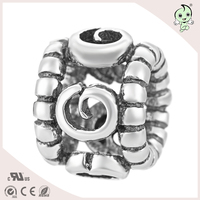 Free Shipping 1pc Europe Style Could Be Customized S925 Sterling Silver Women S Charm