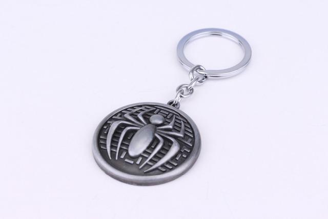 Classic Spider-Man Keychain
