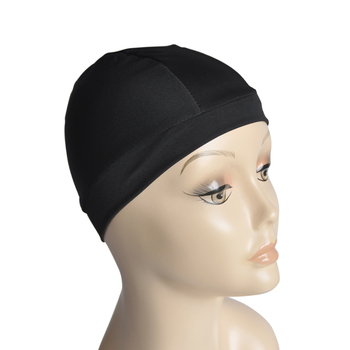 5pcs lot spandex dome cap for wig cap snood nylon strech hairnets wig caps for making.jpg 350x350