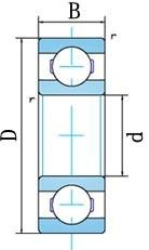 Прямая с фабрики 6303 6303ZZ 6303-2Z 6303Z 80303 17*47*14 мм высокое качество глубокий шаровой подшипник 10 шт./партия