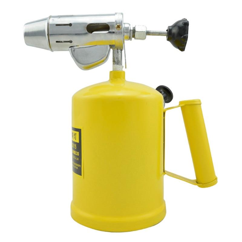 Flamethrower Gas Torch Gun of Petrol Spray Gun Capacity 2L/2.5L/3L/3.5L mig mag burner gas burner gas linternas wp 17 sr 17 tig welding torch complete 17feet 5meter soldering iron air cooled 150amp