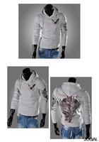 Просторечных - цвет осень и зима свободного покроя с капот кардиган рун вилочная часть верхней одежды сша размер: xs, sm l 8217