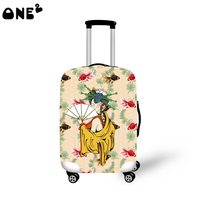 ONE2 Fashion Design 22 24 26 Inch Women Pattern Lightweight Good Quality Wholesale Cheap Luggage Cover