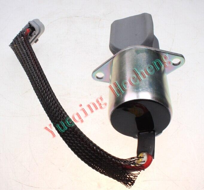 6785-5121 11033700 Solenoid 24V forex b016 6785 c