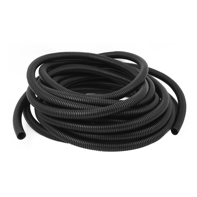 UXCELL Product Name 10M Length 16Mm Od Corrugated Flexible Wire ...
