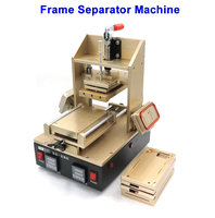5 1n 1 Machine For Samsung Middle Bezel Splite+For iPhone Frame Laminator + Vacuum LCD Screen Separator+Glue Remover+Preheater