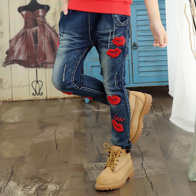 Greta Embroidered Jeans