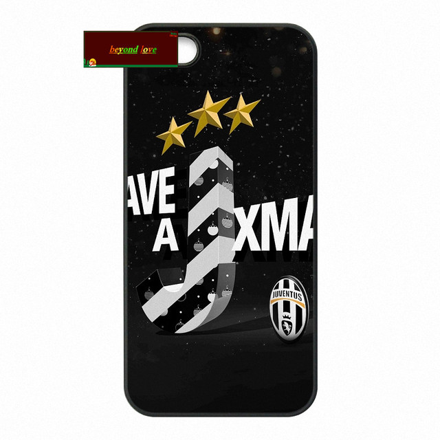 Juve juventus FC Football Champions  case for iphone 4 4s 5 5s 5c 6 6s plus samsung galaxy S3 S4 mini S5 S6 Note 2 3 4  S0247