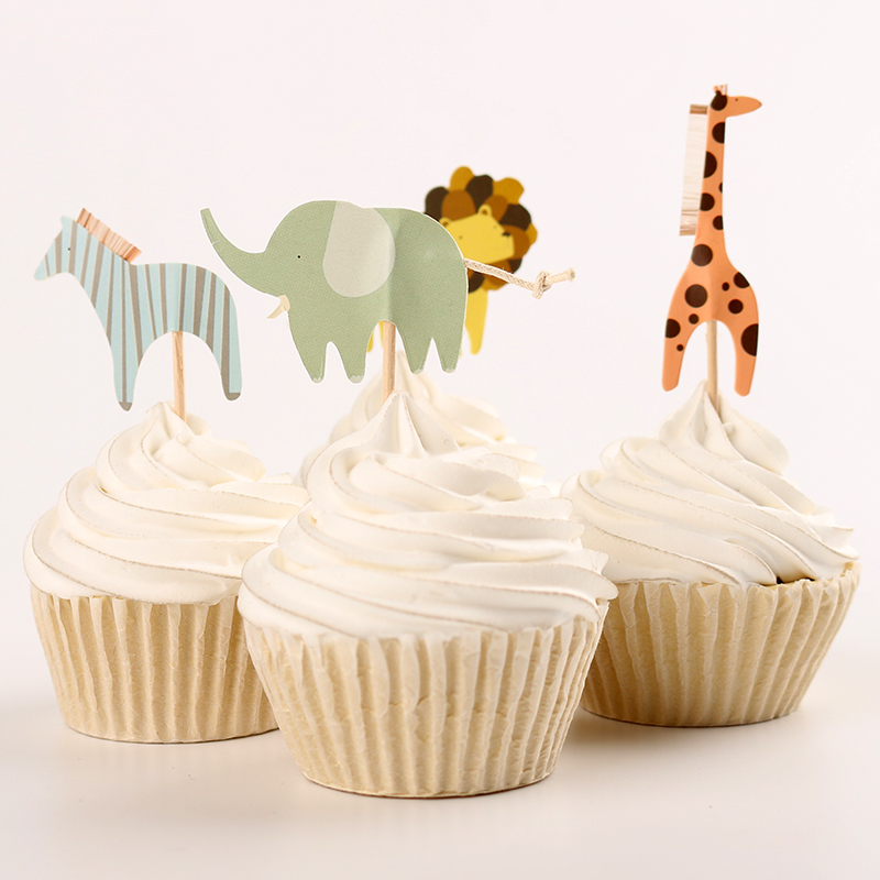 Cake Decorating Supplies And Toppers Card