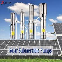 Солнечный погружной водяной насос экспортируется в 58 странах водяные насосы для хорошо