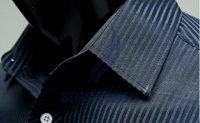 бесплатная доставка новых людей способа родной прошел стильные платья тонкий Fit с длинным рукавом рубашки 2 цвета 3654