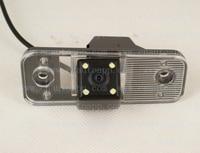 автомобиль камера заднего вида ПЗС-HD и камера для Хундай Санта-Фе 2006 - / азера 2007