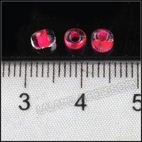 3000 шт./лот стекло мини бисер ясно слива 4 мм свободный бусы приспосабливать ювелирные изделия делая выводы 110828