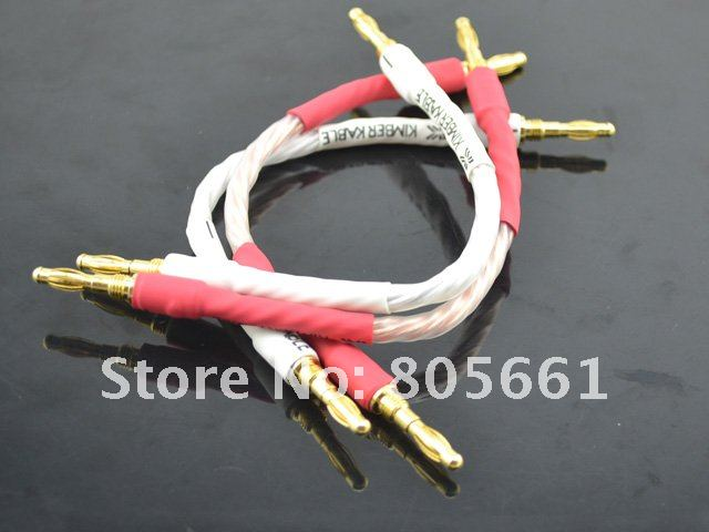 US $48 95 |Hi end audio Kimber Kable 12TC jumper cable for the speakers  ,for brass cables on Aliexpress com | Alibaba Group