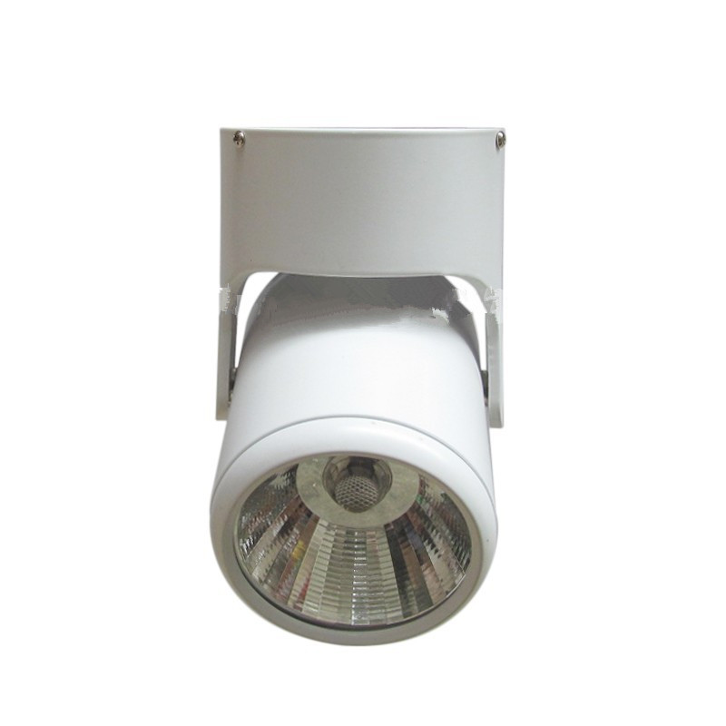 2016 new 15w track light led ceiling lamp surface mounted directional spot lights adjustable spotlight equal 150w halogen lamp ceiling mounted spot light