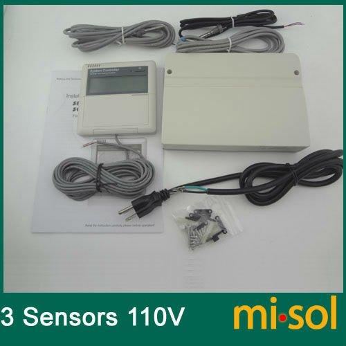 3 sensors 110V 1