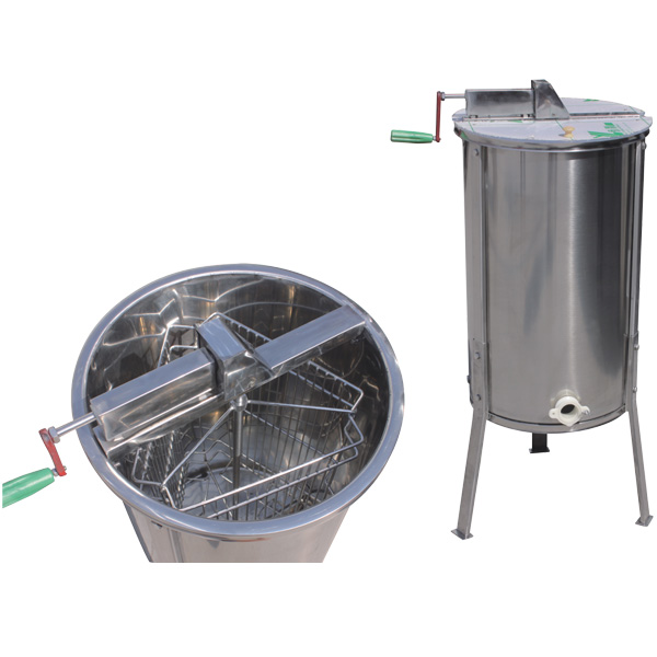 3 frames manual honey extractor/ manual honey extractor machine 3 frames manual honey extractor manual honey extractor machine