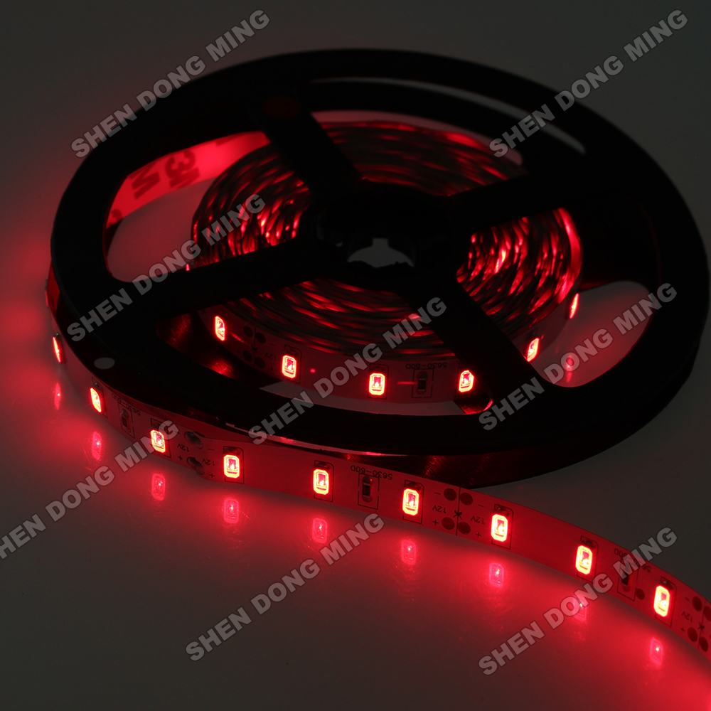 High bright whiteblueredgreen led strip set smd 5630 60ledsm led high bright whiteblueredgreen led strip set smd 5630 60ledsm led rope light flexible led ribbon light12v 6a power adapter in led strips from lights aloadofball Gallery