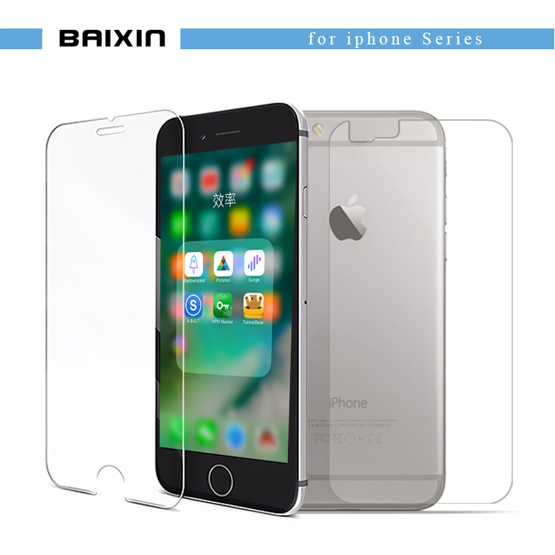 aliexpress   buy baixin front back tempered glass for iphone 4 s