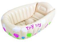 крошечный малышей детская ванна, бассейн надувной, детские игрушки - размер : 91 х 61 х 29 см