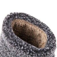два вида носить новые приходят модные сексуальные середины икры сапоги для женщин зимние ботинки ДУ-109