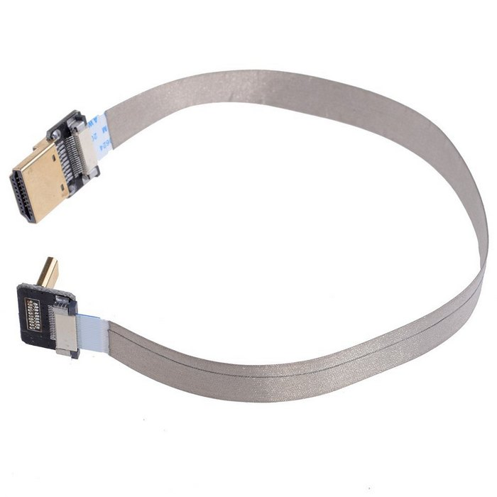 20cm-90-Degree-Down-Angled-Micro-HDMI-Ma