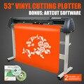 VEVOR Auto aufkleber cutter Roland Schneiden plotter 53 zoll Graphtec Aufkleber Vinyl Cutter Plotter Günstigste Multifunktions VERWENDET