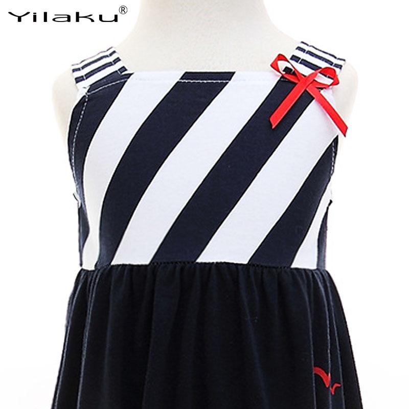 Yilaku φόρεμα κορίτσι καλοκαίρι φόρεμα - Παιδικά ενδύματα - Φωτογραφία 4