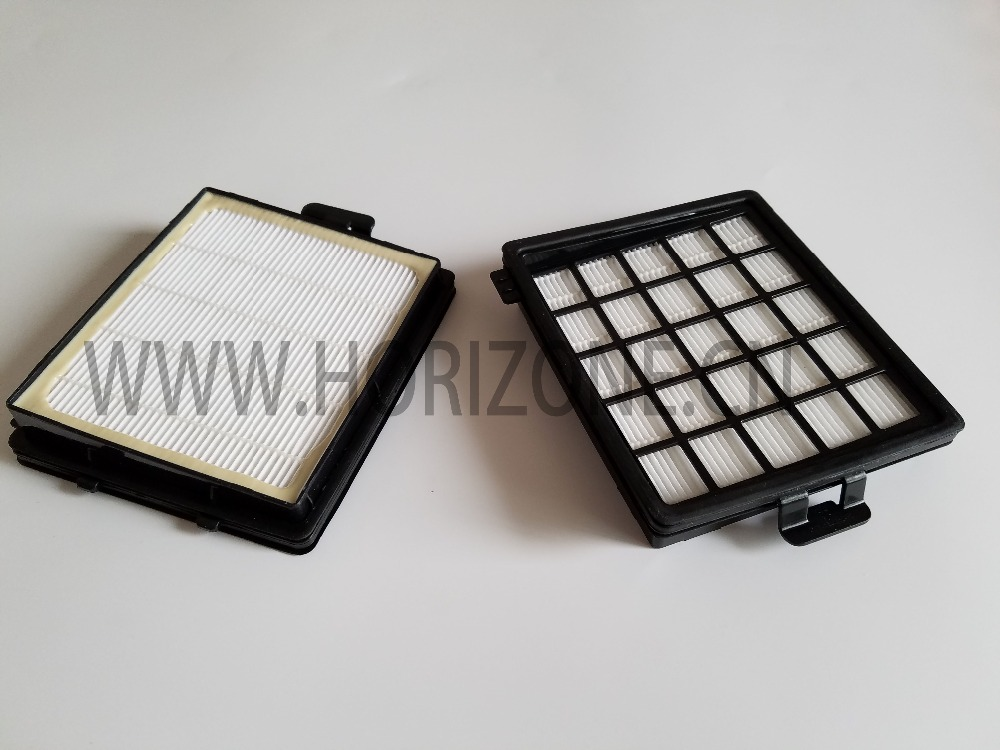 2X HEPA Filter  For  Philips FC8071/01 FC8140 FC8142 FC8144 FC8146 Vacuum cleaner пылесос philips fc8383 01 2000 375вт пылесб 3л hepa