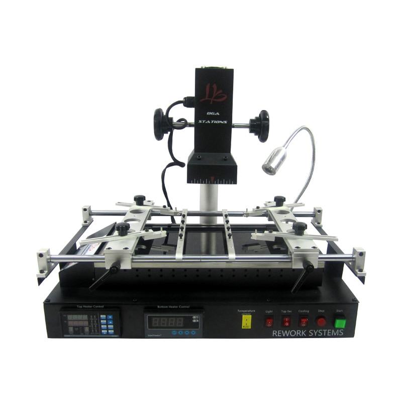 LY IR8500 Infrared BGA Rework Station, bga reballing machine, bga soldering statoin, Russia no tax